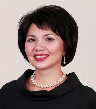 Ахметова Ирина Гареевна